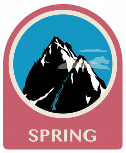 Spring Seasonal Diagram