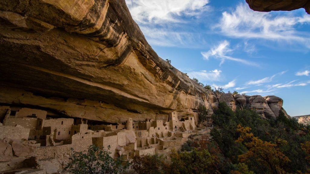 Image of Mesa Verde, courtesy of the National Park Service